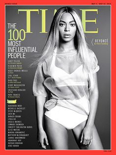 Beyonce Covers Time's 100 Most Influential People Issue : Old School Hip Hop Radio Station, Online Radio Station, News And Gossip