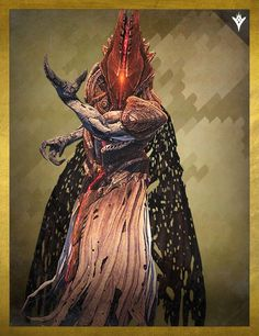 Destiny - Deathsinger a. Destiny Bungie, Destiny Game, Space Fantasy, Fantasy Art, Destiny Cosplay, Mutant Chronicles, Mythological Animals, Pyramid Head, Greek Gods And Goddesses