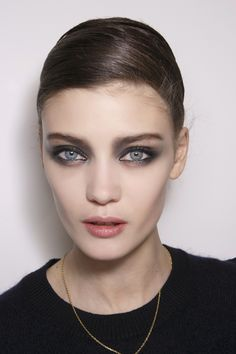 smoky eyes for summer | For hair & makeup appointments at Stewart & Company Salon, call (404) 266-9696.