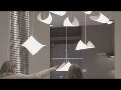 LG Display OLED light at Light+Building 2016 - YouTube