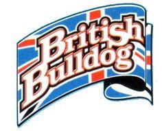 The British Bulldog logo 2 - WWE