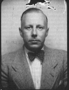 109 Years Ago Today Tuesday 19th of June 1906 SS Standartenführer Walter Rauff known for inventing the 'Black Raven' mobile gas chambers is born in Köthen, Sachsen-Anhalt, Germany.