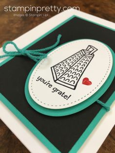 A Perfect Mix of Clean & Simple Stampin Pretty, Stampin Up, Love Cards, Thank You Cards, Gift Cards, Greeting Cards, Mary Fish, Card Making Inspiration, Love Valentines