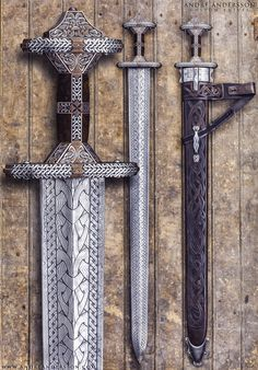 Sword porn by Andre Andersson - Album on Imgur