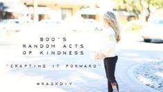 Random Acts of Kindness (A Digital Short)