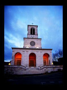 Oyonnax - Church Saint-Léger - Ain dept. - Rhône-Alpes region, France     ..1000-i.over-blog.com