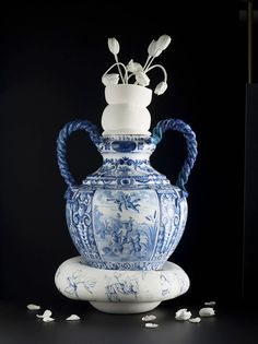 Het wonder van Delfts Blauw   Gemeentemuseum