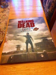 The Walking Dead Poster Book (40 Posters) Amc from $10.0