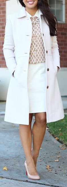 Winter Neutrals  http://www.stylishpetite.com/2013/12/winter-neutrals-jcrew-lady-day-coat-in.html