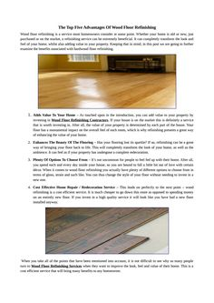 Provide Affordable Hardwood Floor Refinishing Service In Milford We are an experienced hardwood floor refinishing service provider company in… Floor Refinishing, Refinishing Hardwood Floors, Flooring, Refinish Hardwood Floors, Hardwood Floor, Floor, Paving Stones, Floors