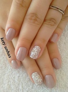 Stunning nail art trend ideas for 2019 024 rednail is part of Almond nails Bright Colour - Almond nails Bright Colour Fancy Nails, Pink Nails, Bride Nails, Wedding Nails, Pretty Nail Art, Manicure E Pedicure, Cute Nail Designs, Simple Nails, Stylish Nails