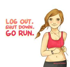Cute workout quote