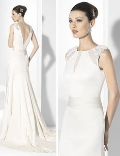 For Franc Sarabia has a bridal collection where elegance, delicacy and good taste prevail in each of its dresses. Aire Barcelona Wedding Dresses, Wedding Dresses London, Bridal Dresses, Wedding Gowns, Bridesmaid Dresses, Wedding Dress Shopping, Glamour, Bridal Collection, Spring
