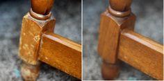 Sauvez vos vieux meubles & accessoires abîmés! 5 trucs de grand-mère pour raviver le bois, le cuir et le métal - Les Maisons