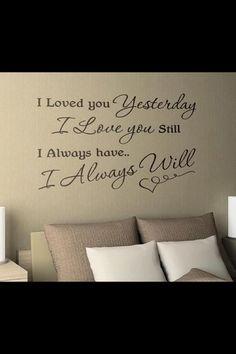 Love wall art!!