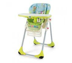 www.bebekdunyasi.com.tr Chıcco Polly Çift Kılıflı Mama Sandalyesi Sea World Bebeğin büyümesine  eşlik edebilmek için değişim göşteren bir mama sandalyesidir. 6. aydan sonra son derece pratik ve konforlu bir mama sandalyesi Daha sonraki aylarda çıkartılabilen dolgulu çift kılıfa sahiptir. Mini ek tepsisi sayesinde bebeğiniz sıcak tabaklara uzanamaz. iki tekerliği ve iki sahip ayağı vardır. 3,5-4 yaşa kullanım özelliğine sahiptir.