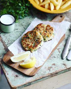 Príma halpogácsa kapros mártogatóssal   Street Kitchen Naan, Camembert Cheese, Dairy, Food, Essen, Meals, Yemek, Eten