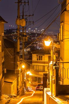 A Night in Seoul by jck6905