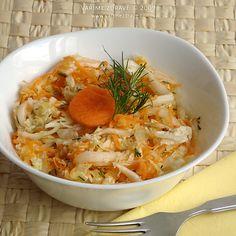cinske-zeli-s-mrkvi Gluten Free Recipes, Metabolism, Free Food, Shrimp, Meals, Meal, Gluten Free Menu, Yemek, Food