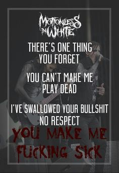 chibi and motionless in white on pinterest