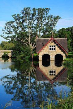 ♡ boathouse