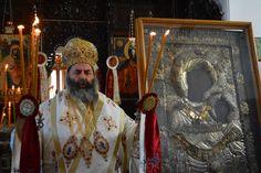 Η Αναστάσιμη Πανήγυρη της Παναγίας Πορταΐτισσας στην Ι. Μ. Ιβήρων