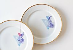 Create Your Own Website, We Are Family, Create Yourself, Porcelain, Plates, Tableware, Licence Plates, Porcelain Ceramics, Dishes