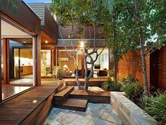 UNA CASA EN MELBOURNE | Decorar tu casa es facilisimo.com