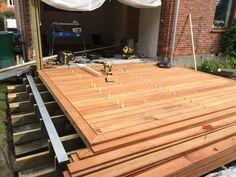 Jatoba terrasse - Både & Byg Outdoor Decor, Home Decor, Timber Deck, Decoration Home, Room Decor, Home Interior Design, Home Decoration, Interior Design