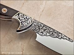 Photos SharpByCoop • Gallery of Handmade Knives - Page 25