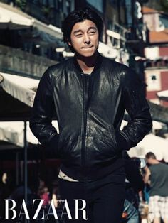 Gong Yoo - i loved him in the Coffee Prince and in fact if there was a tv character i wish i was married to, it would be Choi Han Gyul (the other one would be Chandler) which he beautifully played!