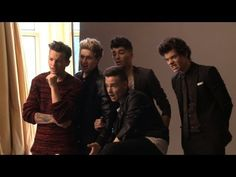 One Direction's Official 2013 Teen Vogue Cover Shoot - Teen Vogue - YouTube