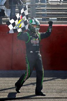 Kyle Busch...my driver and the best of NASCAR!