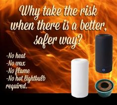 The Airmoji is a safe, no mess way to fragrance your home. www.mojiproducts.com/jenniferburr