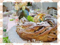 le dolci creazioni di maria: TORTA  ANGELICA