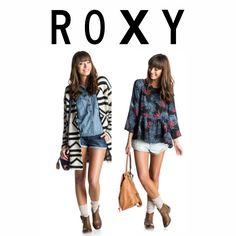 ¿Ya fueron a ver nuestras lindas prendas para ésta temporada? #ROXYstyle #Colombia #ROXY #Outfit #Look