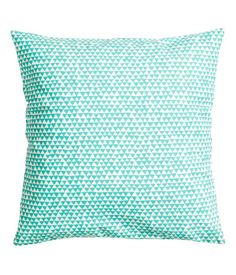 Cushion cover from H&M Home - 49,50 SEK