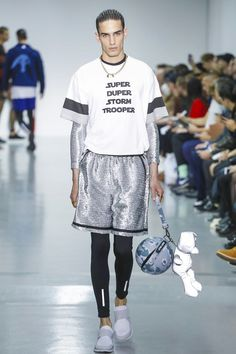 Bobby Abley Menswear Spring Summer 2016 London - NOWFASHION