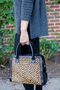 The perfect purse for fall | Charmingly Styled