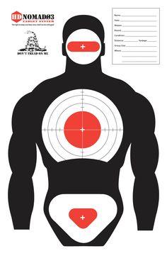 Human Target Shooting Bench, Shooting Range, Paper Shooting Targets, Pistol Targets, Bow Target, Human Target, Reloading Ammo, Sniper Training, Survival