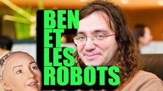 Ben (Goertzel) et les robots - documentaire de Roy Cohen