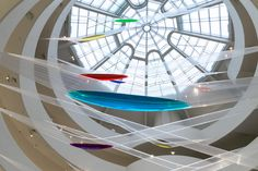 Gutai: Splendid Playground - The Solomon R. Guggenheim Museum