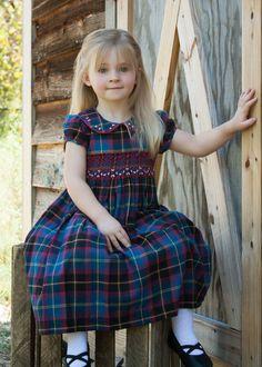 Laura Ashley Peter Pan Collar Toddler Dress #heathermschieferphotography