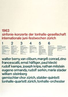 sinfonie-konzerte der tonhalle-gesellschaft internationale juni-festwochen zürich
