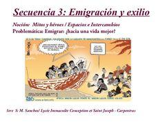 1ere s   emigración y exilio