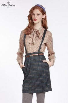 Embrace Me Skirt  #MissPatina #Fashion