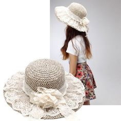 lace party hat