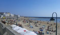 Playa La Caleta, Cádiz