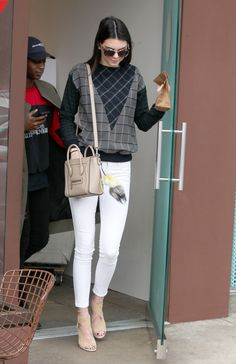 December 17, 2014- kendall out in Beverly hills