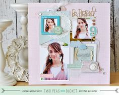 In-site-full: Seeing Double Scrapbook Process Video for 2Peas: Using Frames